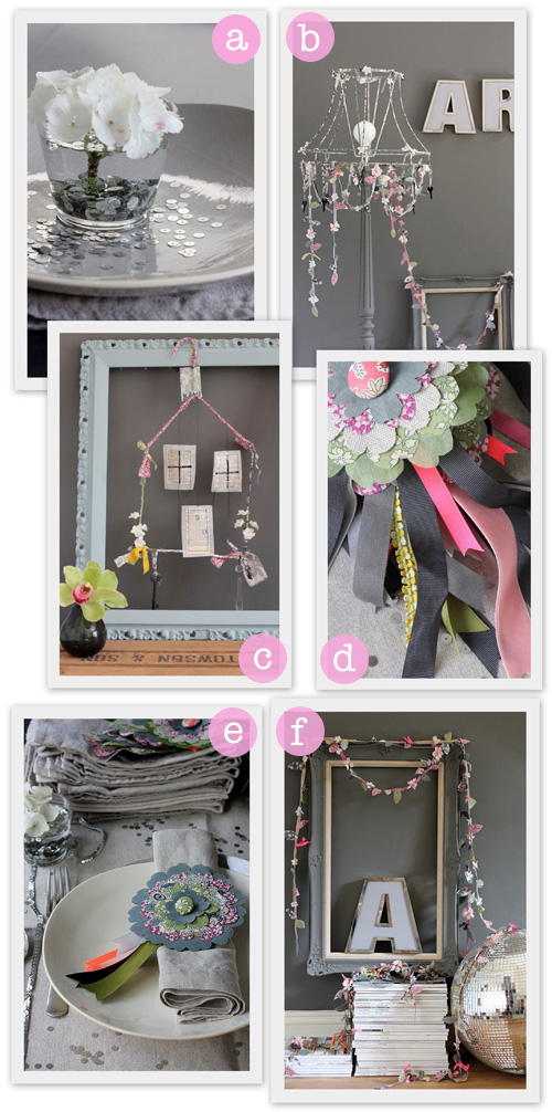 Tabletop Styling DIY Projects: Recap