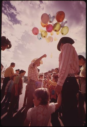 Labor Day Weekend Brings the Annual Garfield County Fair Parade, 09/1973