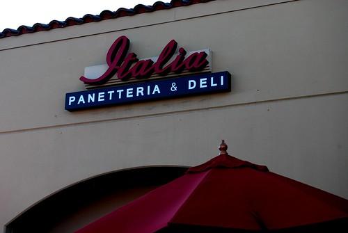 Italia - Italian Deli - Valencia, CA by you.