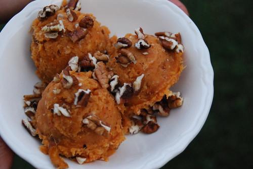 sweet potato mash! yum! photo credit: shara esbenshade