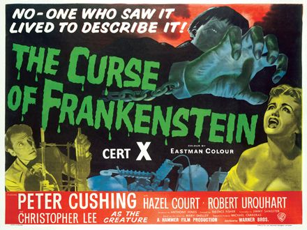 Curse of Frankenstein