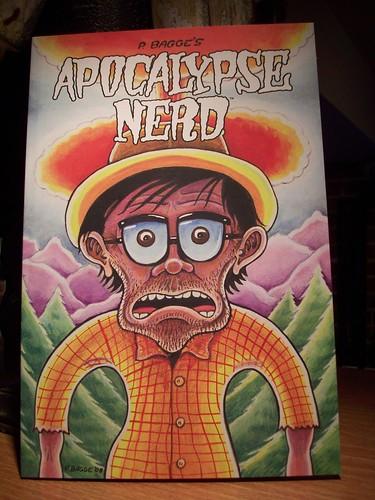 Apocalypse Nerd - Peter Bagge