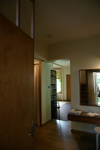 The Aalto House - dining room