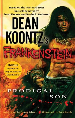 Dean Koontz Frankenstein GN