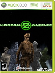 MW2 Box Art 1
