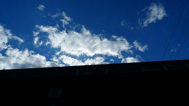 Overpass Sky