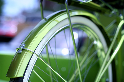 bike + truck