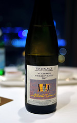 Albert Mann, Vin d'Alsace, Auxerrois Vielles Vignes 2007