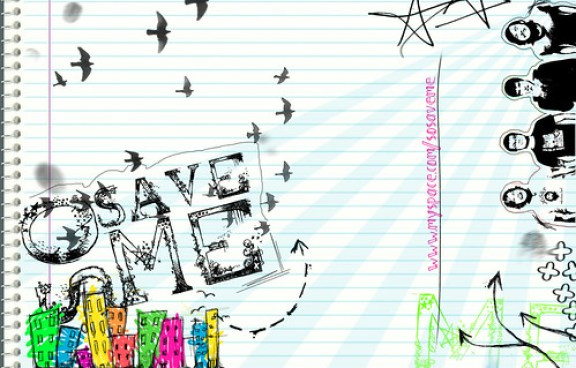 So Save Me Wallpaper! :: A Christian Band from Michigan!