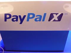 PayPal booth at LeWeb