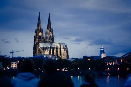 Kölner Lichter 2009 - 5381