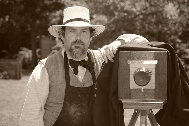 19th Century Photographer