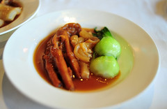 Braised Goose Web and Pork Tendon