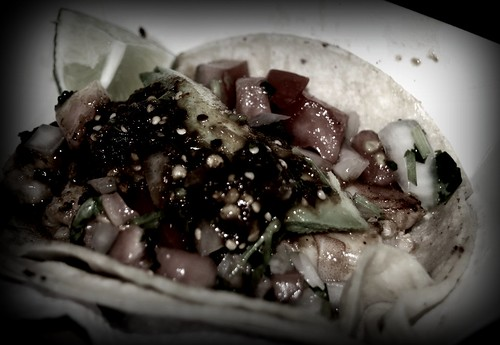 Don Chow Fish Tacos - DTLA Artwalk October Edition by you.
