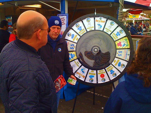Lotto Spinning Wheel