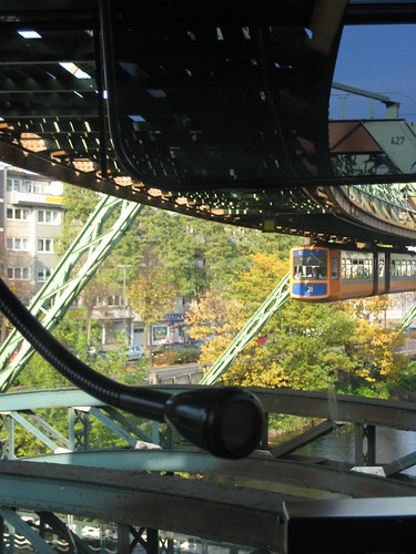 hanging railway