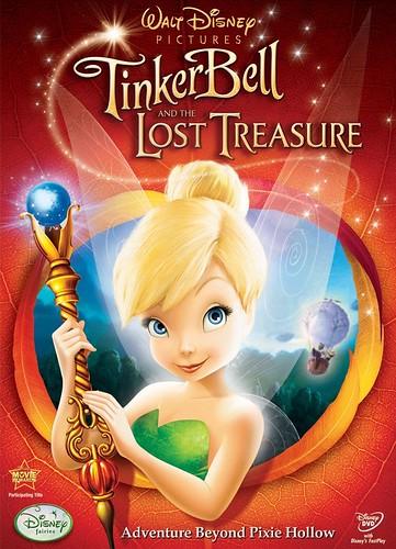 Tinker-Bell-and-the-Lost-Treasure-2009 এনিমেশন মুভি । (মেগা পোষ্ট )