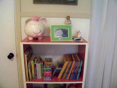 Harper's shelf