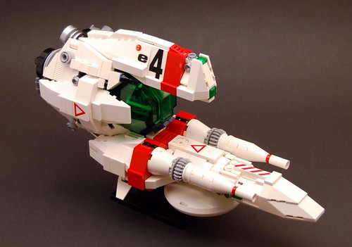 LEGO space fighter