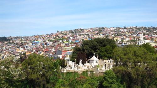 Valparaiso cemetary