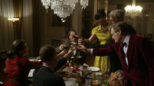 Thanksgiving at Ducky's © CBS
