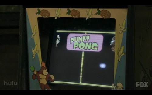 Punky Pong - Bones - The Gamer in the Grease