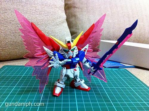 SD Destiny Gundam Seed