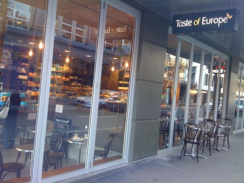 Taste of Europe, Surry Hills
