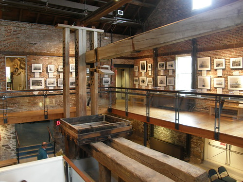 Prensa. Museo ballenero de Nantucket