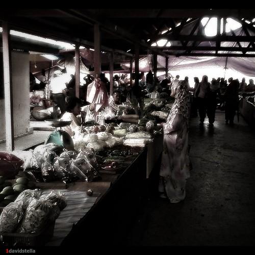 Tamu.. a market and social gathering