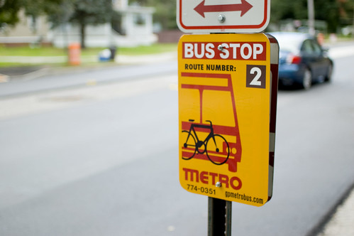 Bus Stop Route Two