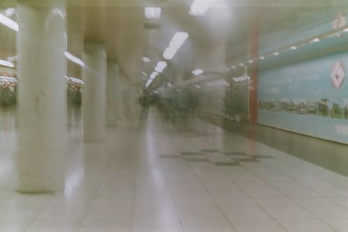 Shinjuku Subway