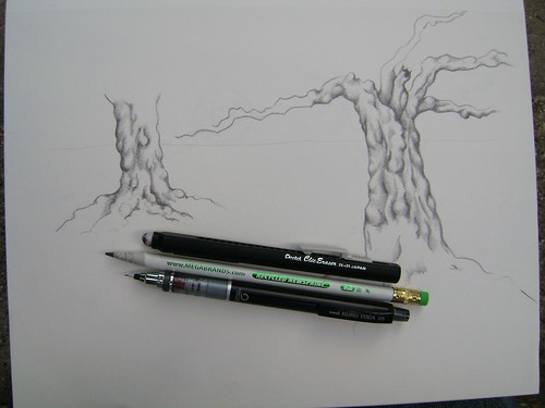 My latest drawing WIP