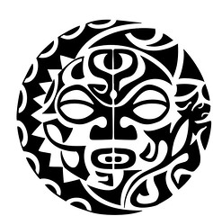 Tattoo Maori Polinésia kirituhi Tatuagem.1.125 por Tatuagem Polinésia - Tattoo Maori