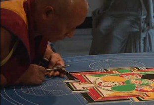 The Making of a Mandala