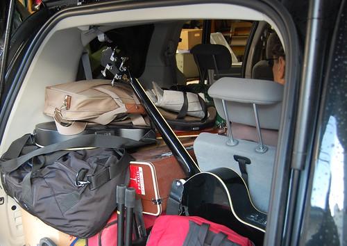 Packed for Bamfield