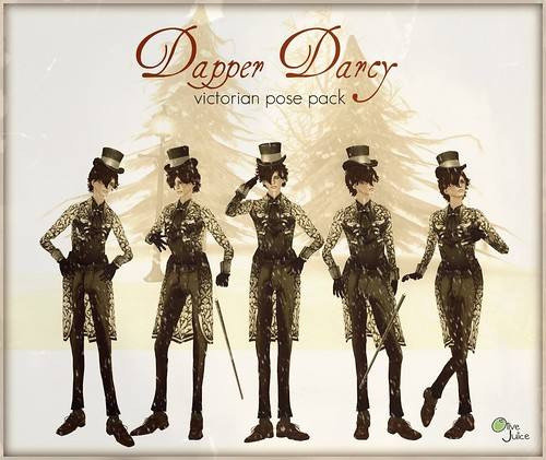 Dapper Darcy