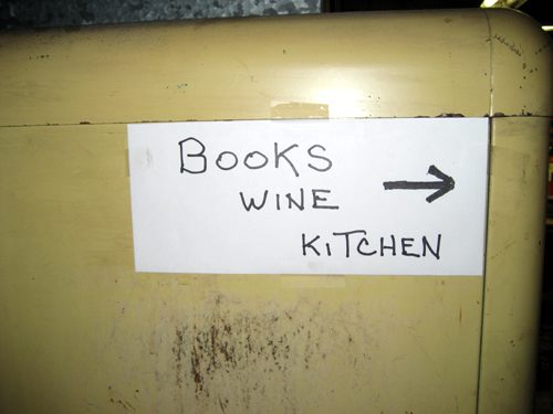 Books Wine Kitchen