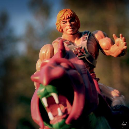He-Man & Battlecat II