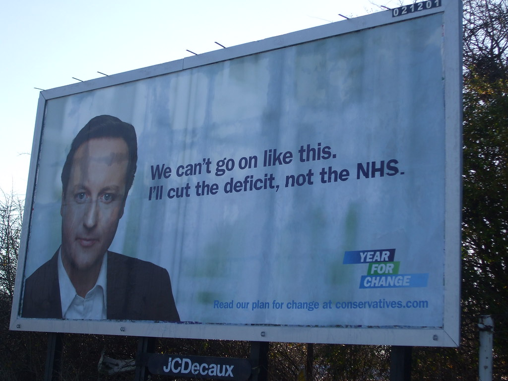 Cut the Deficit, Not the NHS