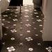 Bathroom floor in Andaluz