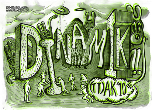 DINAMIK(TT)AK'10 - La tarjeta