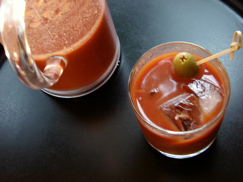 A Pitcher of Bloodies