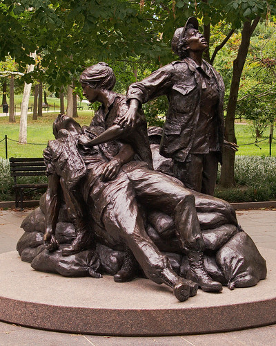 7282 Vietnam Women's Memorial, Washington, DC