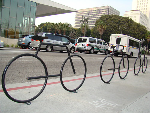 Bicycle Bicycle Rack 3