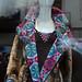 Fur Fashion, Designer District of Passeig de Gracias and Las Ramblas, Barcelona