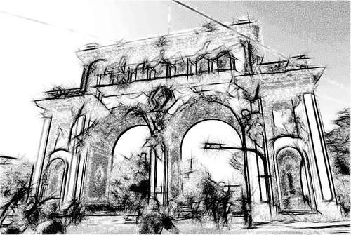 Arcos, Avenida Vallarta, Guadalajara