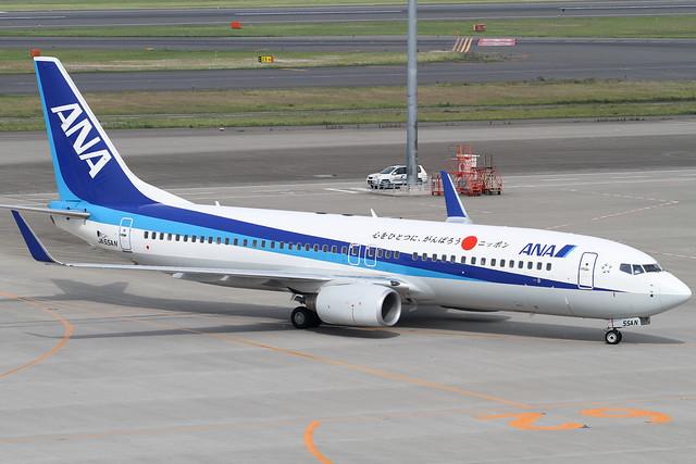 ANK B737-800(JA55AN)