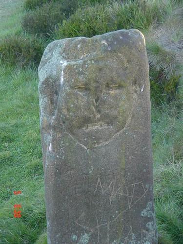 Face Stone, Urra Moor