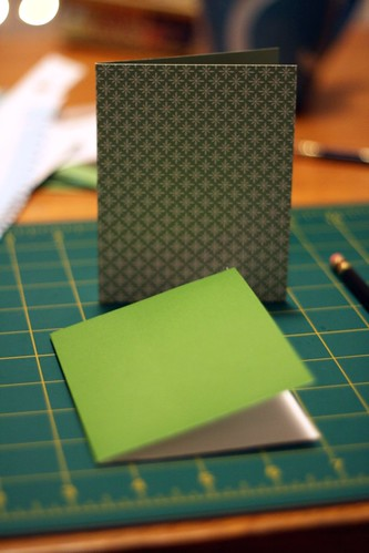ribbon-bound blank books: the covers